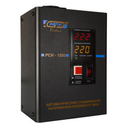 Стабилизатор напряжения Энергия Voltron РСН 1500 / Е0101-0118
